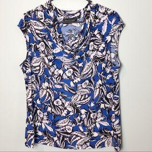 Evan Picone black label blouse size Xlarge NWT